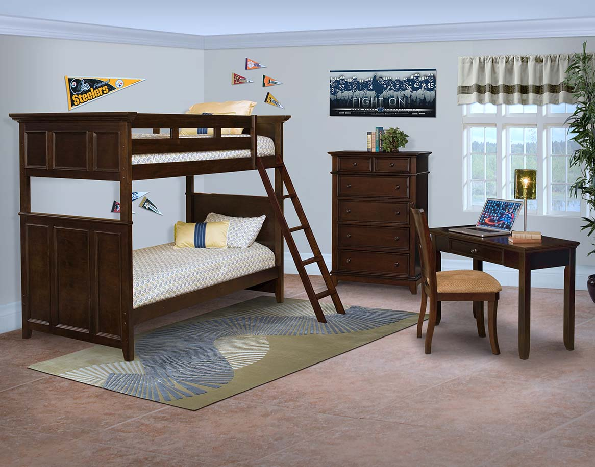 Bunk Beds Bedrooms West