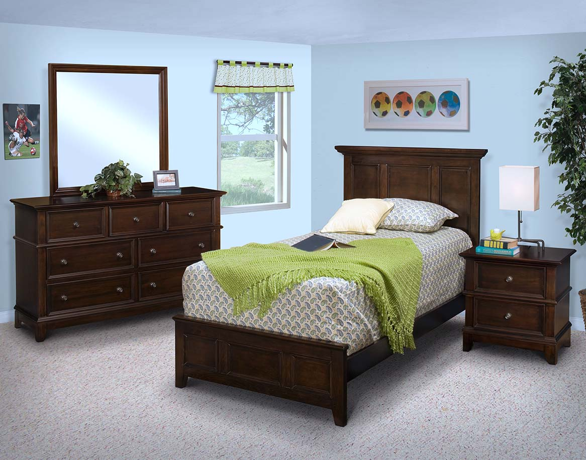 Youth bedrooms bedrooms west - Juvenile bedroom sets ...