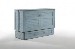 Poppy Murphy Cabinet Bed Skye Closed