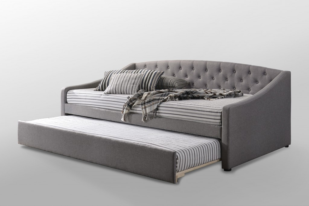 Saint Lawrence Daybed Light Gray